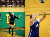 Gallery: Volleyball Ferndale @ Lynden
